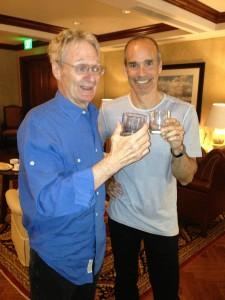 Bill and John