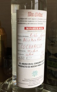 At In Situ: A. cucharilla mezcal. Unclassified agave
